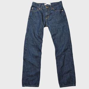 Levi's 514 Straight Leg Jeans Size 18, 29W x 29L
